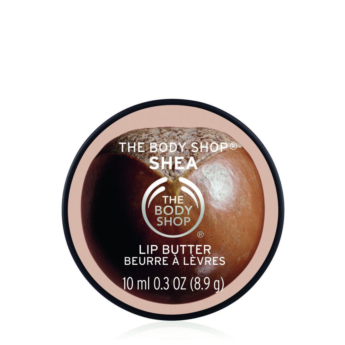 The Body Shop Shea Lip Butter FreshBeautyFix