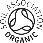 Soil Association Organic Certification logo FreshBeautyFix