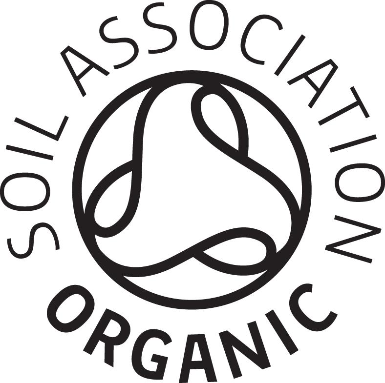 Soil Association Organic Certification logo FreshBeautyFix