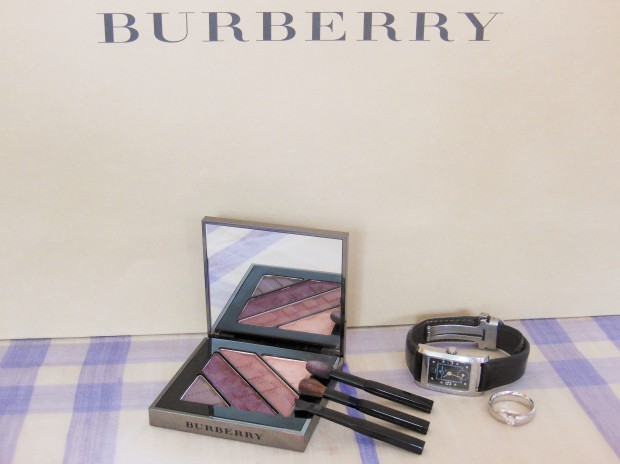 Burberry Beauty Eye Palette in Plum Pink FreshBeautyFix
