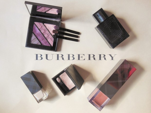 FreshBeautyFix Burberry Beauty flatlay