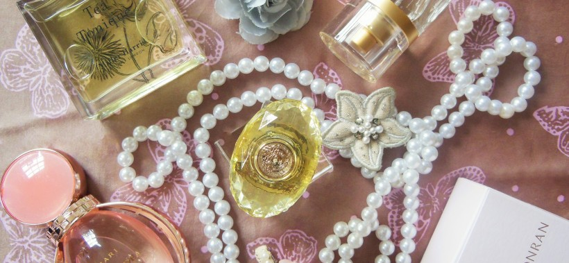 Fragrance review from rose to tea featured image FreshBeautyFix