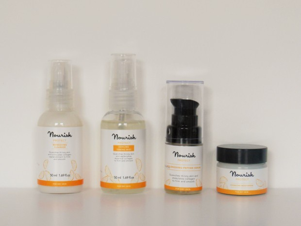 Nourish Protect Starter Collection Products FreshBeautyFix
