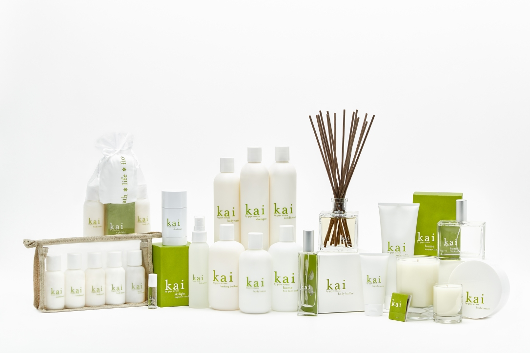 Kai full range of products