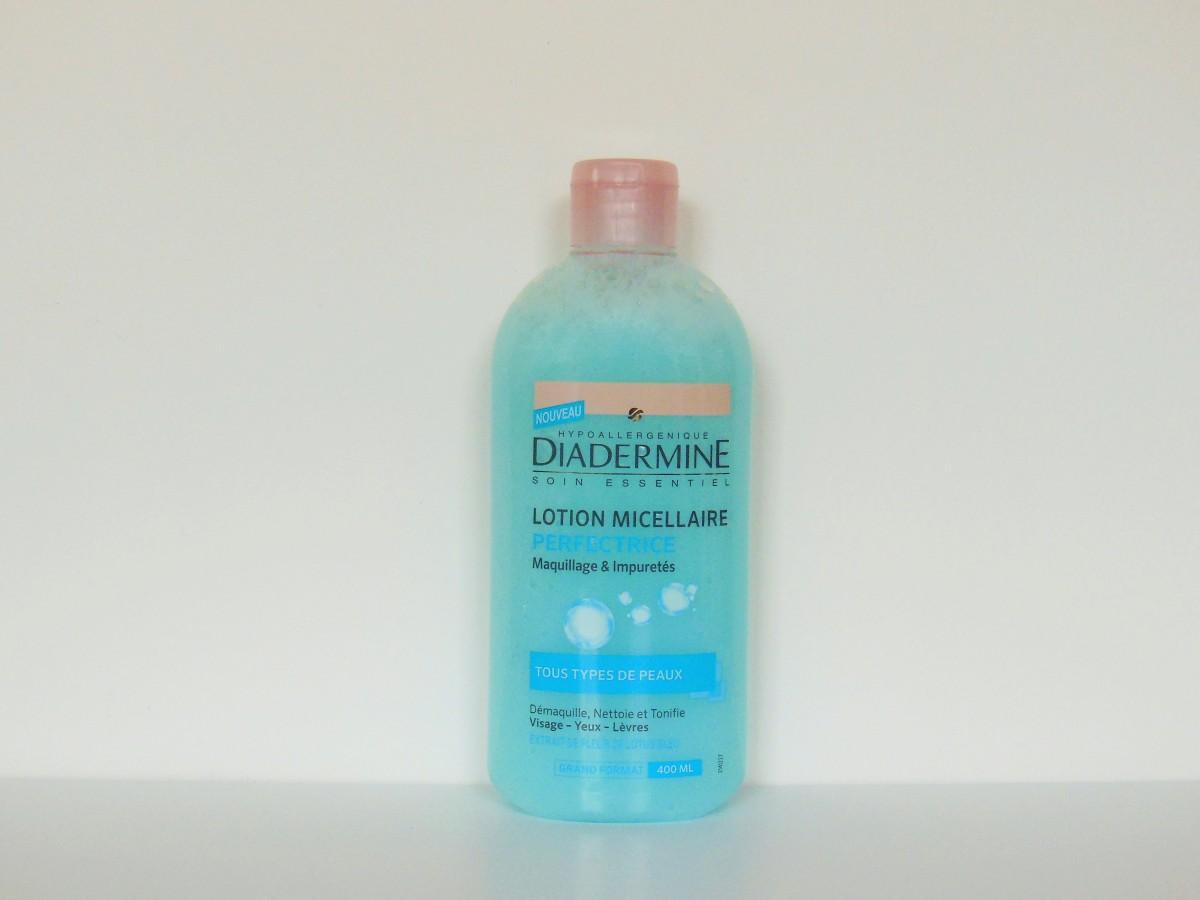 Diadermine Micellar Lotion packshot FreshBeautyFix