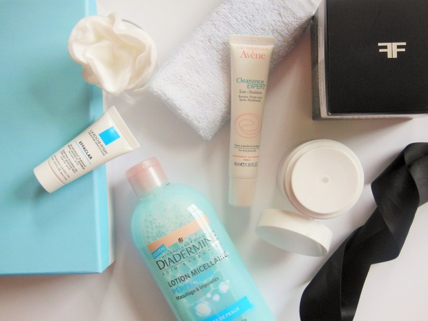 French Pharmacy skincare products flatlay FreshBeautyFix
