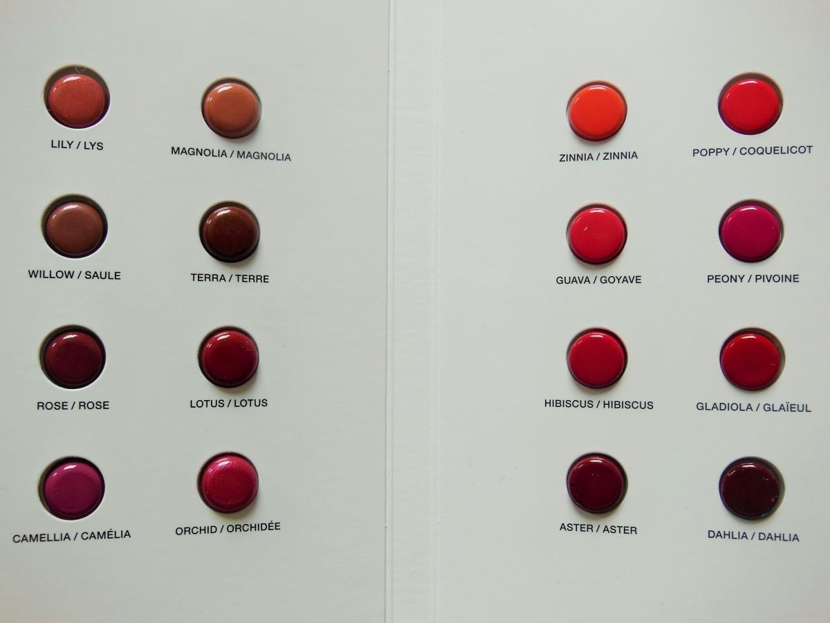Arbonne Smoothed Over Lipstick samples