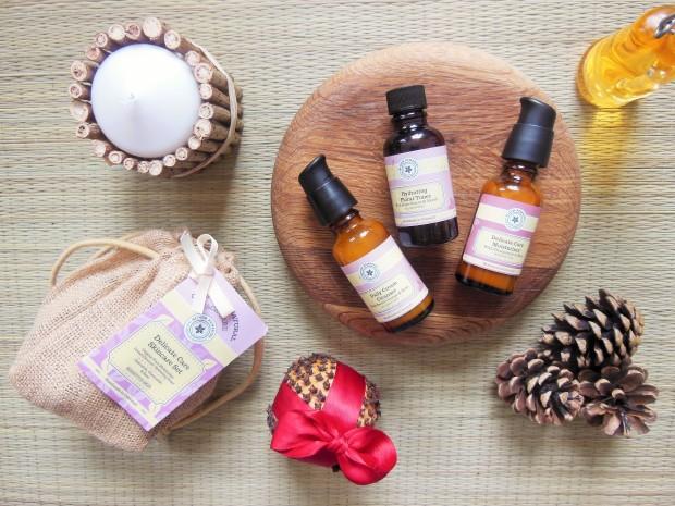 Bloom Remedies Travel Set for Sensitive Skin FreshBeautyFix