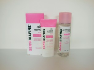 SensiBiafine Hydrating Face Cream and Micellar Water FreshBeautyFix