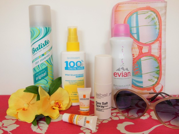 FreshBeautyFix top 5 Summer Beauty Essentials groupshot