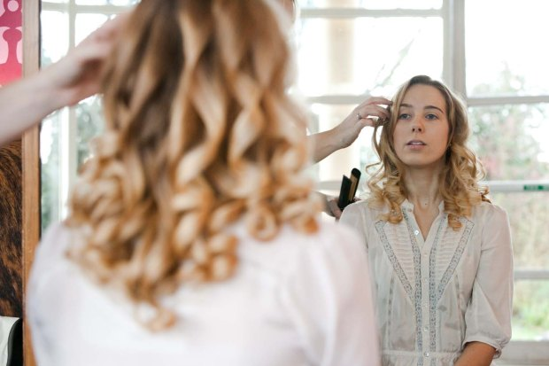 Wedding Season Bridal Beauty Tips bridal hair FreshBeautyFix