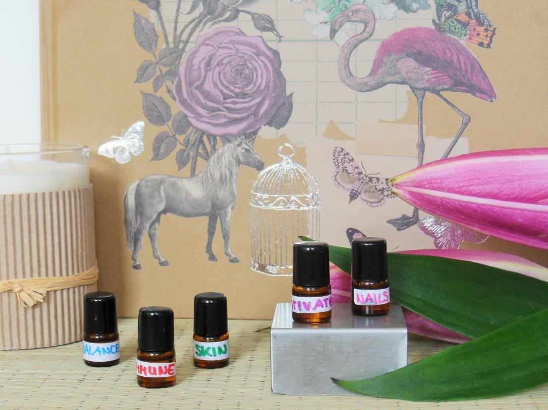 Essential Oils doTERRA flower FreshBeautyFix