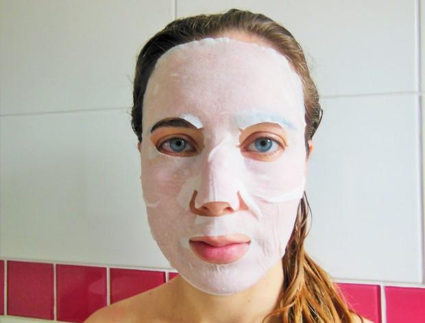 FreshBeautyFix trialling Garnier Sheet Mask
