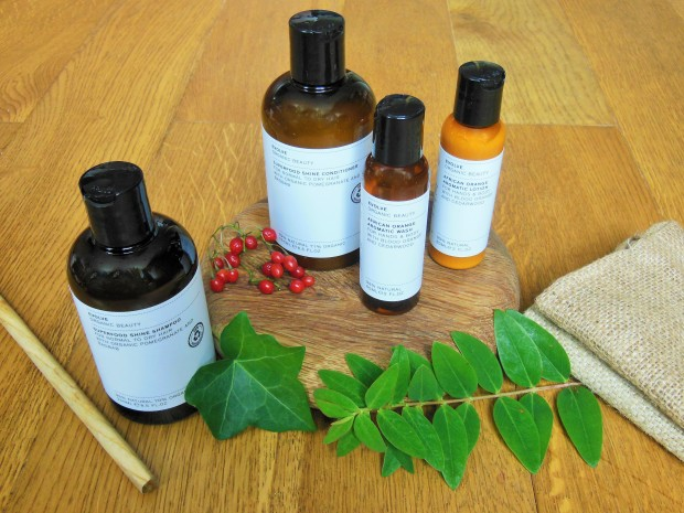 Organic British apothecary beauty products