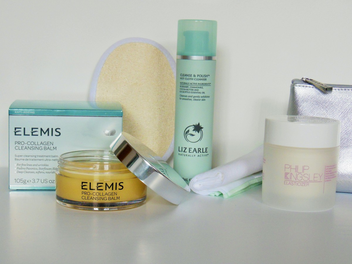 Iconic skincare and haircare products