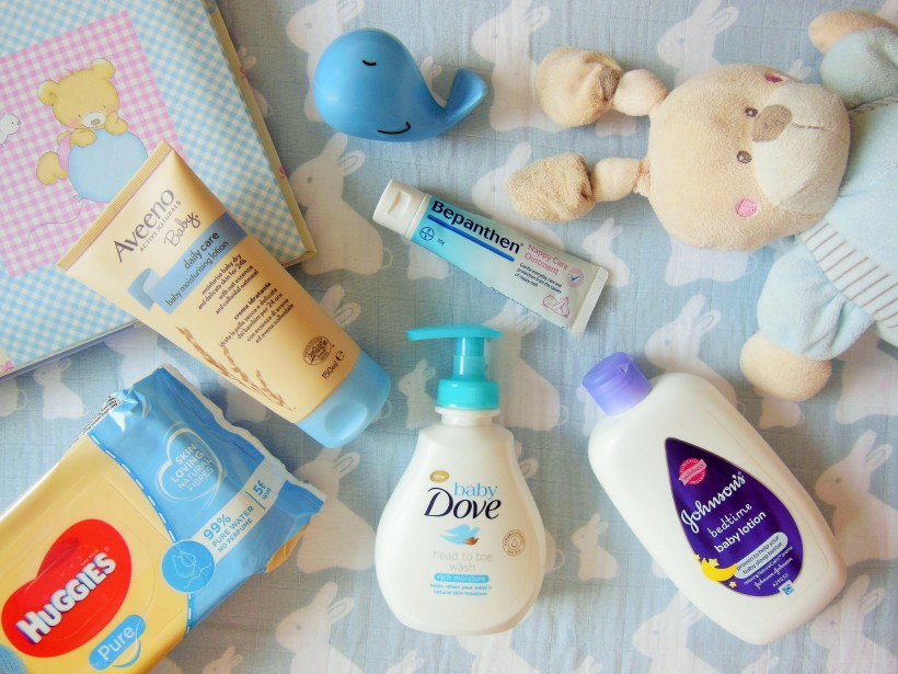 FreshBeautyFix Baby Skincare Essentials for first time parents