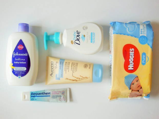 Top 5 Baby Skincare Essentials