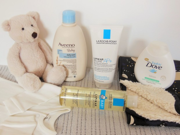 Baby skincare that is gentle on skin