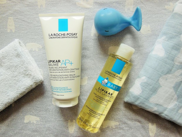 La Roche Posay Lipikar baby skincare range