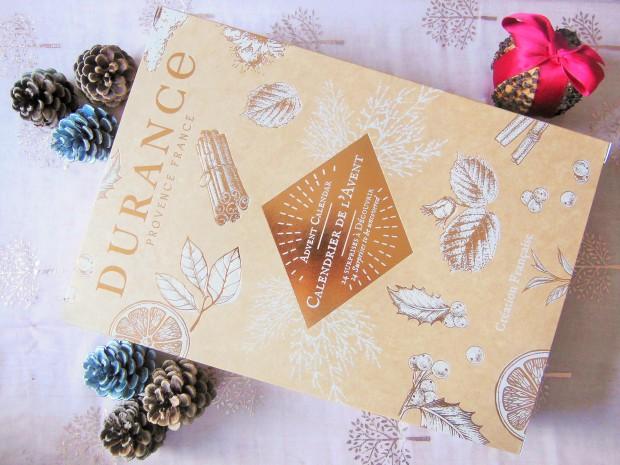 Durance advent calendar closed