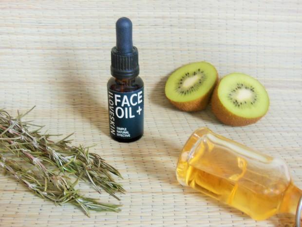 I Love Skin face oil