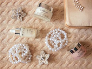 Caudalie natural skincare products
