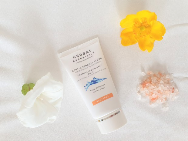 Herbal Essentials Gentle Renewal Scrub
