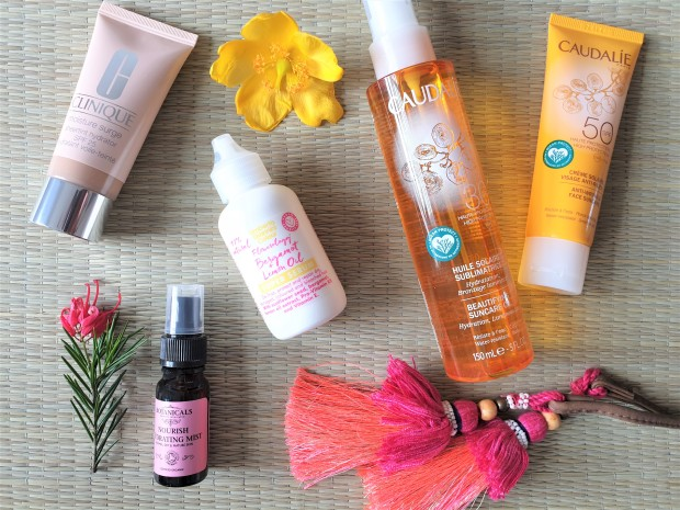 Beauty products to beat the summer heat