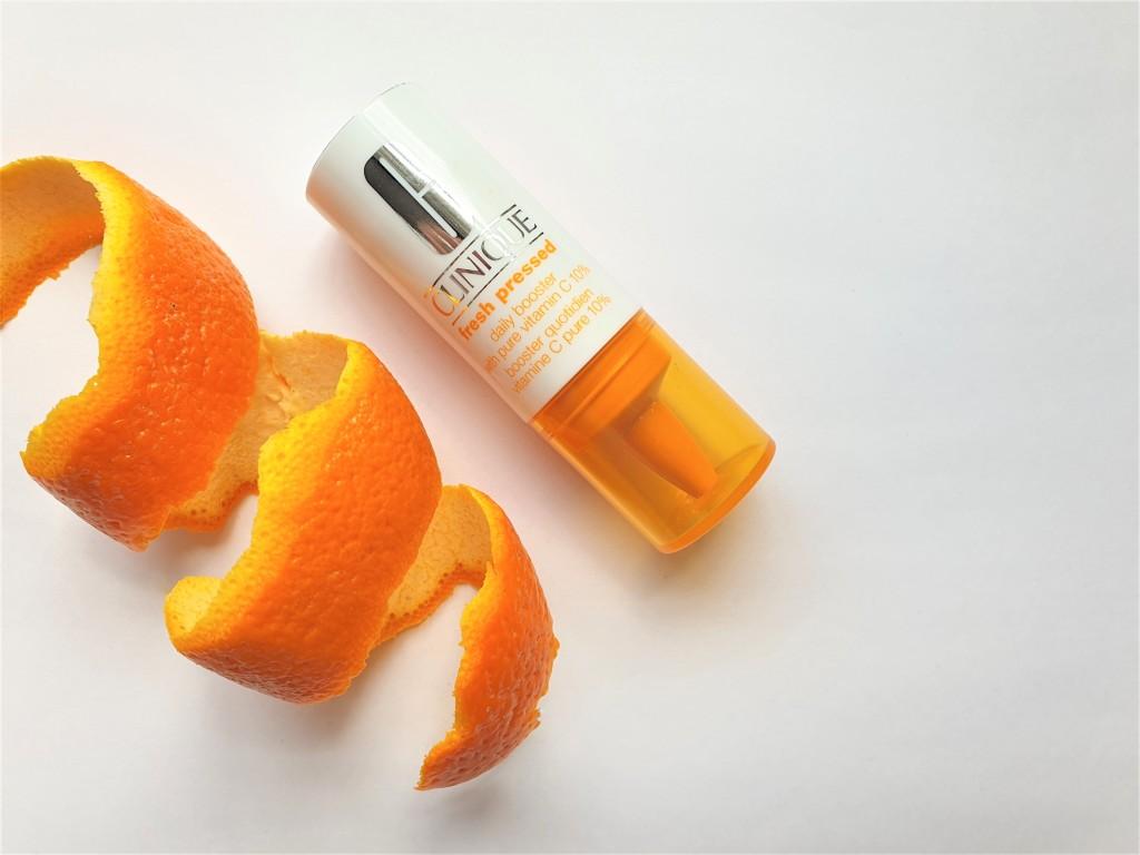 Clinique Fresh Pressed Booster Vitamin C