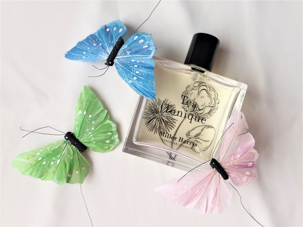 Miller Harris perfume is awarded The Butterfly Mark