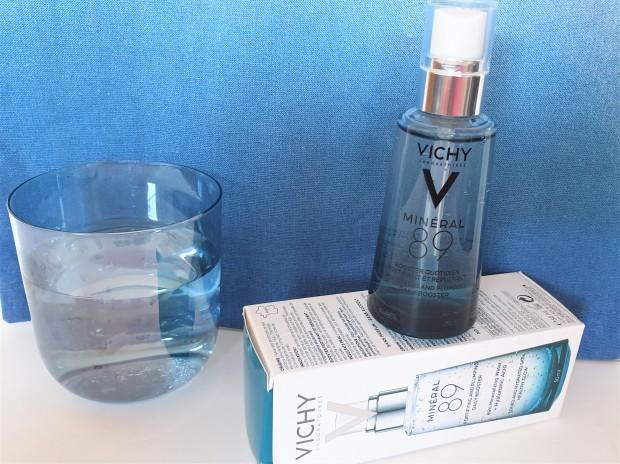 Anti pollution skincare Vichy Mineral 89