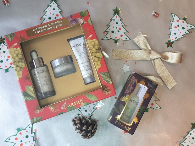 Caudalie Vinoperfect Christmas gift set
