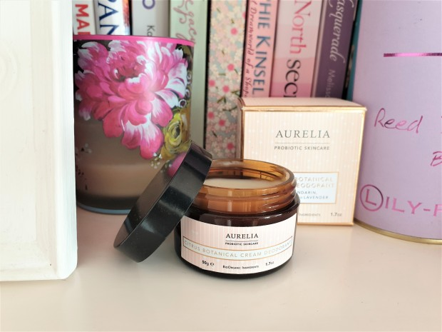 Aurelia Cream Deodorant lifestyle shot