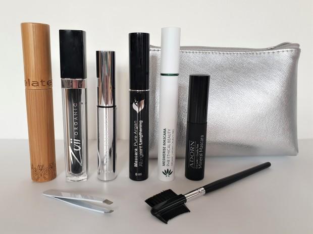 Clean beauty mascaras
