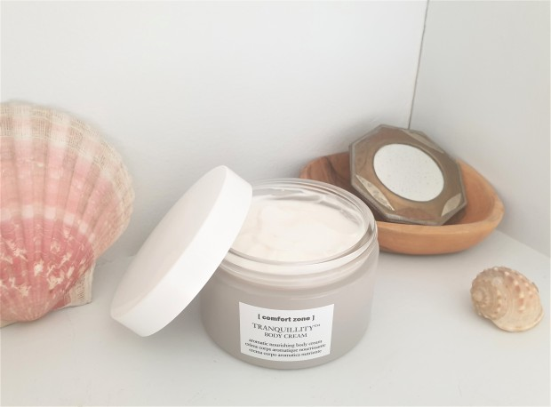 Comfort Zone Tranquillity cream with shells