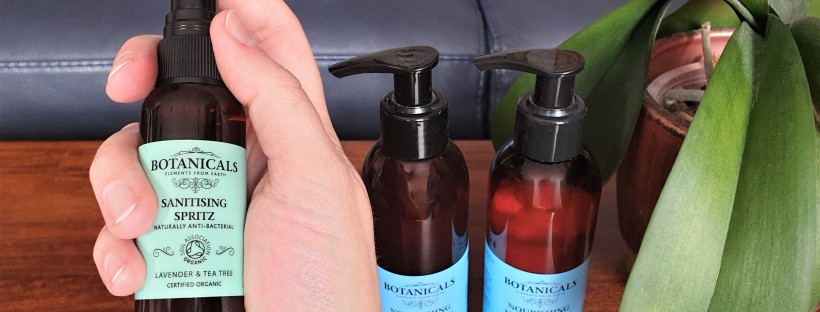 Botanicals Hand Sanitiser Spray