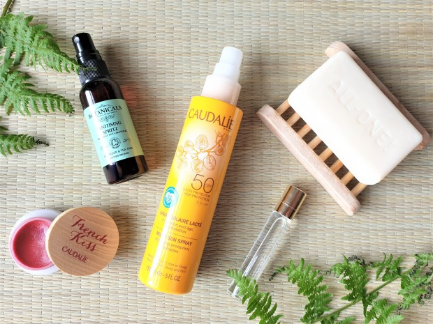 Natural beauty essentials