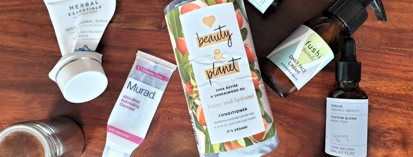 Fresh Beauty Fix beauty empties