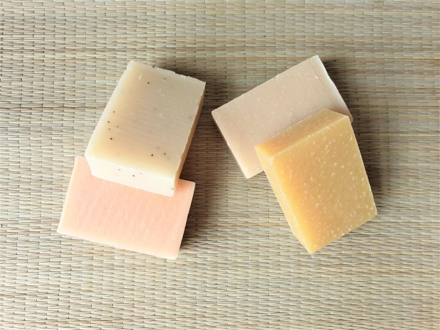 Friendly Soap naked soaps
