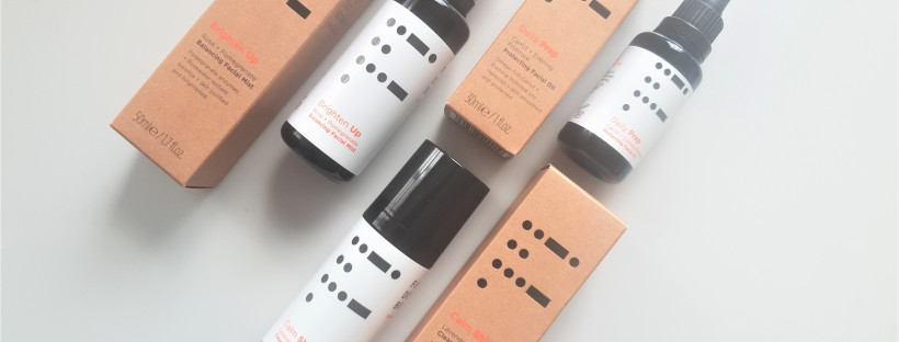 Five Dot Botanics vegan skincare