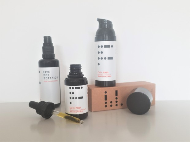 Five Dot Botanics Skincare